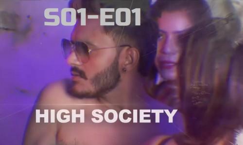 High Society (S01-E01) Fliz Movies Punjabi XX Web Series