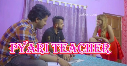 Pyari Teacher – CrabFlix Adults Only Hindi Bold Erotic Short Film