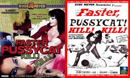 Faster, Pussycat! Kill! Kill! (1965) USA – Softcore Classic Movie