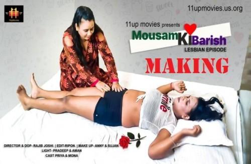 Mausam Ki Barish (Making) 11upMovies Hindi Uncensored Short Film